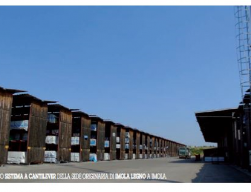 Between Wood and Logistics – Article on IL LEGNO (August 2017)